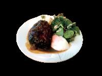 ロコモコ(スープ付き)